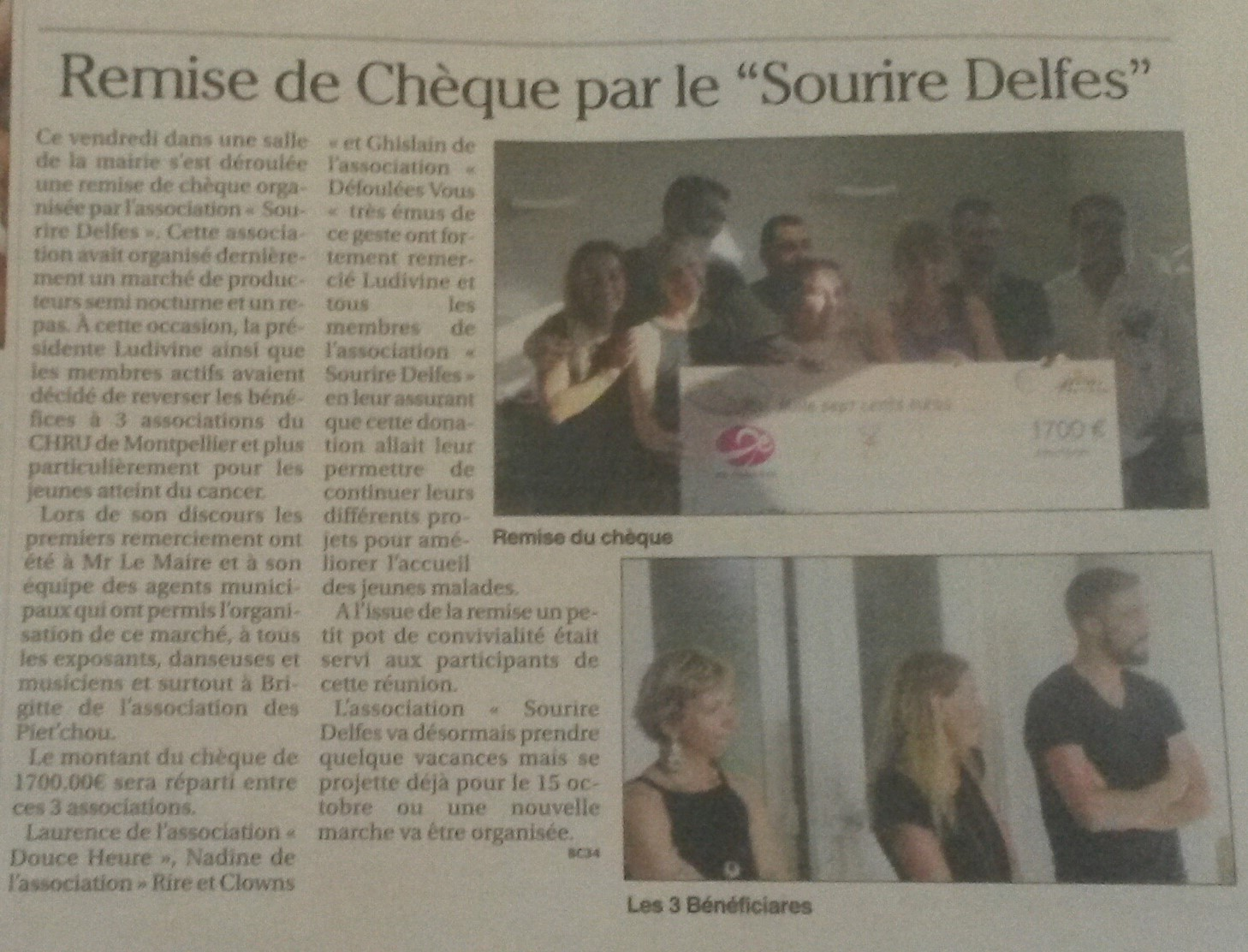 Article lepetitjournal remise marche